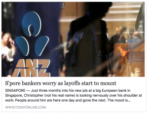 Bankers worry
